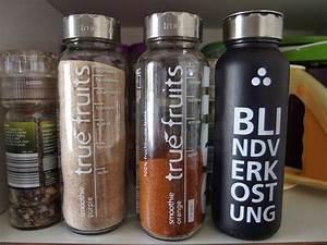 Das Kleine Testcaf U00e9  Upcycling Mit True Fruits Smoothies