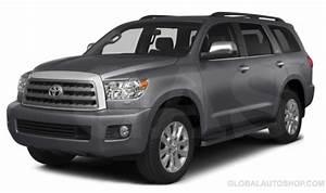 Toyota Sequoia Chrome Window Sill Molding Trim Accessories
