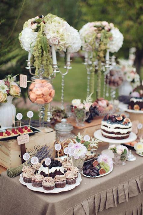classic  elegant russian wedding decoration buffet
