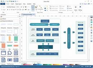 Enterprise Architecture Diagram Software For Mac  Linux And Windows