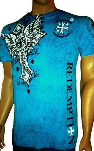 mens redemption shirts ebay