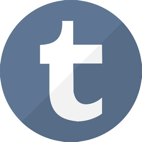 Tumblr Icon Myiconfinder