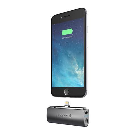 NEW ! PhoneSuit Black Flex XT Pocket Portable Battery