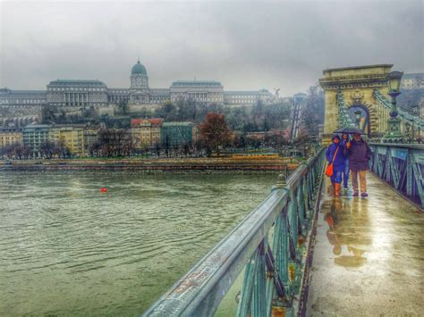 The Széchenyi Chain Bridge In Budapest The Roaming Boomers