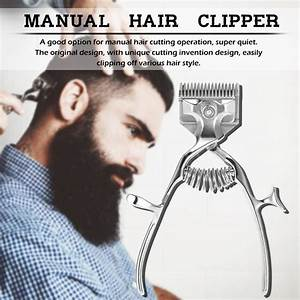 Practical Hair Clippers Manual For Adult Baby And Pet Hair