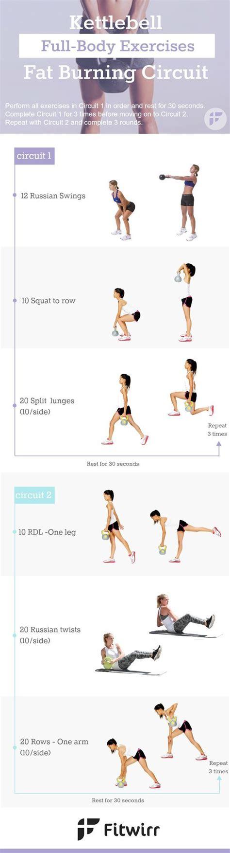 kettlebell body workout