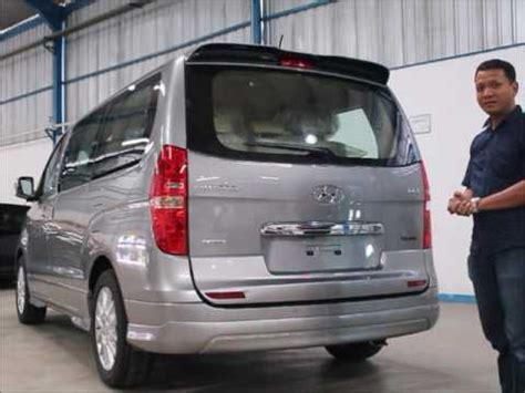 Review Hyundai H1 by Review Mobil Keluarga Hyundai H1 Crdi Vgt 2 5 Royale
