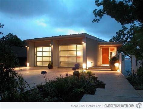 Contemporary Garage Designs by 15 Detached Modern And Contemporary Garage Design