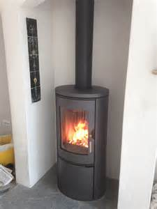 Natural Fireplace Insert by Koza Ab 8kw Kildare Stoves