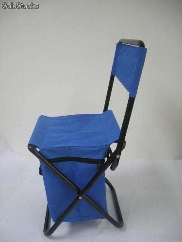 chaise de plage pliante avec sac glaciere isotherme