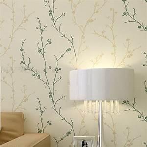 Aliexpress.com : Buy Classic Flock Textured Wallpaper ...