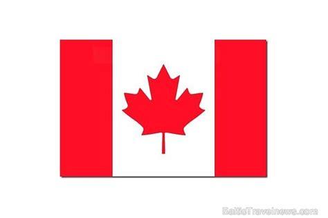 12. vietu ieņem Kanāda. Karogs simbolizē divus okeānus, kas apskalo Kanādas krastus — Kluso ...