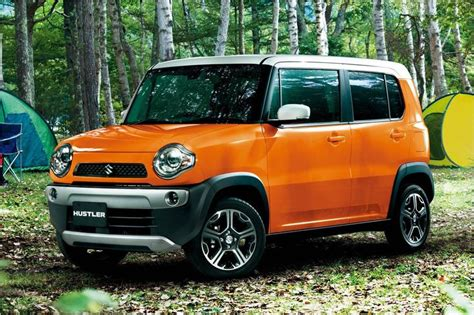 mazda suv cool the suzuki hustler the 64hp hatchback suv is available
