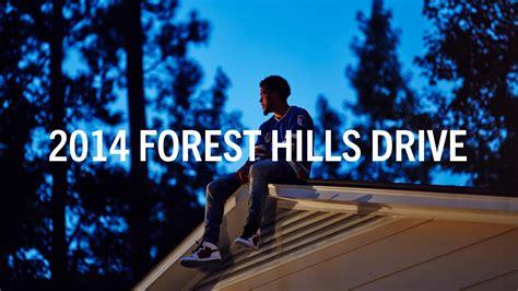 cole drops  forest hills drive tracklist rap
