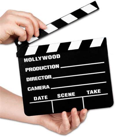 piano pour cuisine clap cinema pour cinéaste professionel en bois