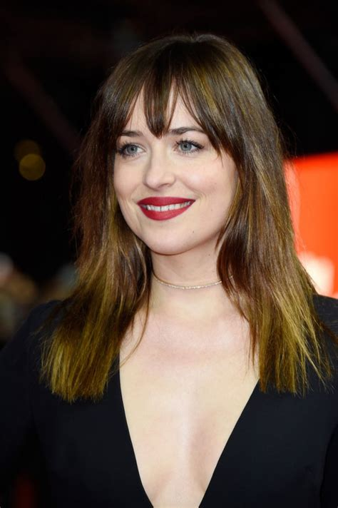 dakota johnson  fifty shades  grey premiere  berlin