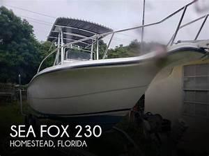 2002 Sea Fox Boats For Sale