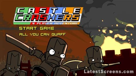 castle crashers screenshots  xbox  playstation
