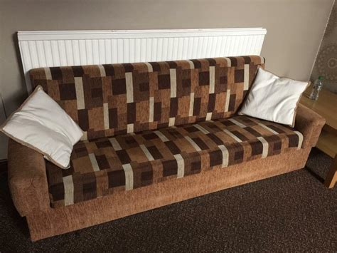 Bed Settee With Storage by 4 Seater Sofa Bed Settee With Storage In Bolton