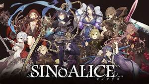 SINoALICE Trailer Shows Off Fairy Tale Characters Rice