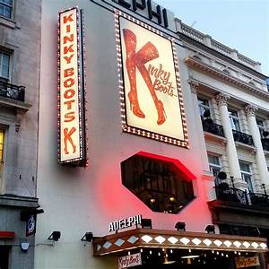Kinky Boots | Adelphi Theatre | Theatre in London