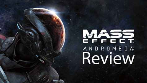 Mass Effect Andromeda Xbox One X Gameplay Review Youtube