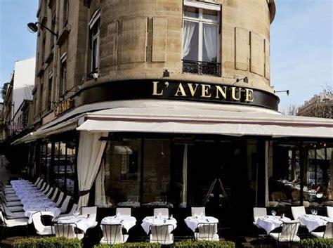 cuisine avenue l 39 avenue restaurant in avenue montaigne