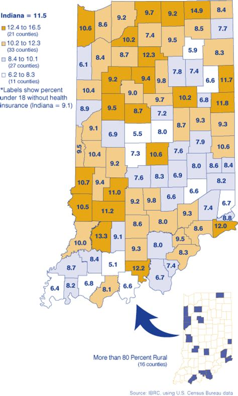 Comparing health insurance plans starts with learning how companies determine their rates in different parts of the state. Health Insurance Costs and Coverage
