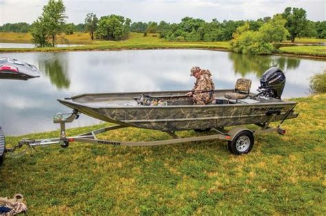 Bass Pro Hunting Boats by Be A Duck Commander With The New Grizzly 174 1654 Sportsman