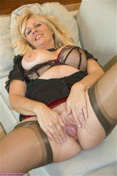 Mature Spanish Woman