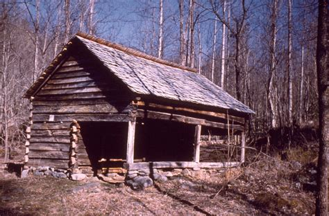 Smoky Mountain Log Cabins by Log Cabin In Great Smoky Mountains National Park