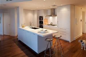 Unique Design Contemporary Residence Robert White Kitchen