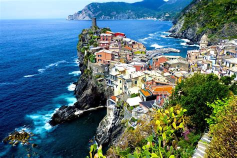 Vernazza Vernazza Italy One Of My Best Days Ever