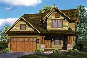 Rustic, Craftsman, Home, Plan, -, 17733lv