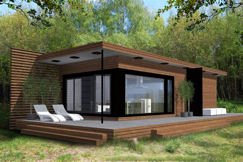 Modern Cottage Homes  Morespoons #2e4b30a18d65
