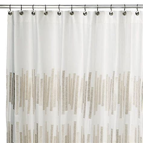 kenneth cole reaction home shower curtain