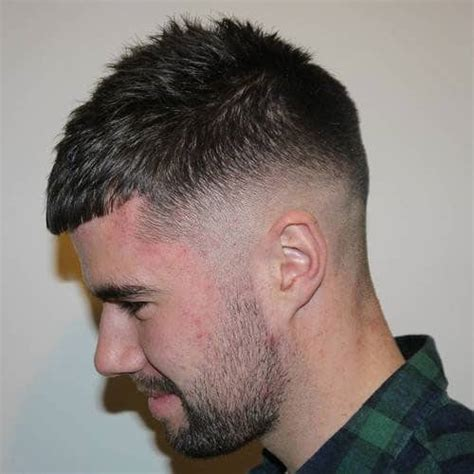 caesar haircut styles mens hairstyles haircuts