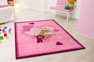 Teppich Kinderzimmer Rosa : kelii kinder teppich pony rosa teppich kinderteppich bei tepgo kaufen versandkostenfrei ~ Yasmunasinghe.com Haus und Dekorationen