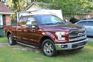Maroon Ford F-150 Colors