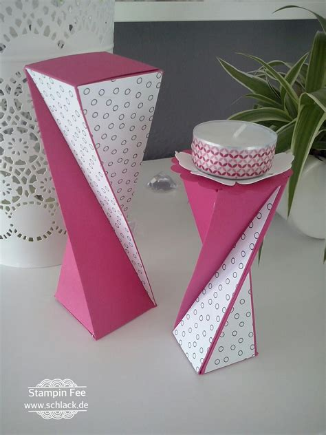 twisted box gedrehte box willkommen bei stampin fee