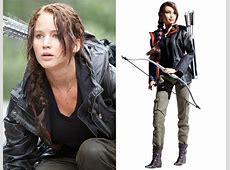 Halloween Costumes In Your Closet Katniss Everdeen from