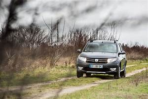 Essai Dacia Sandero Stepway : essai dacia sandero stepway tce 90 easy r pas vraiment un progr s photo 27 l 39 argus ~ Gottalentnigeria.com Avis de Voitures