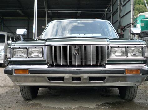 midony  toyota crown specs  modification info