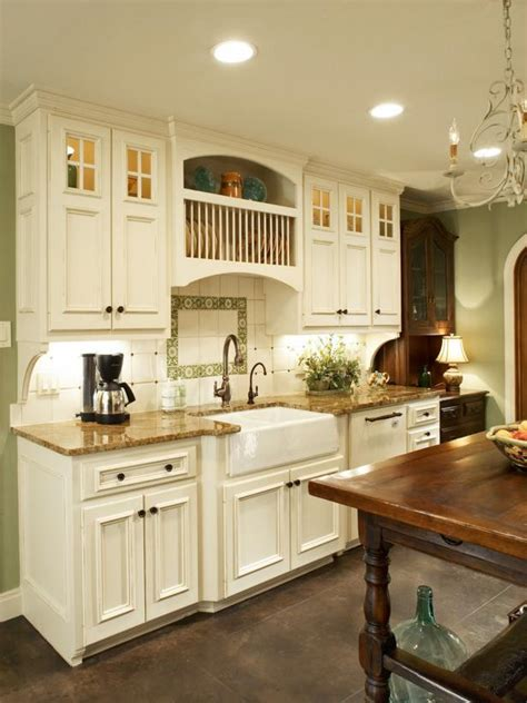 country kitchen green photo page hgtv 2804