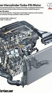 Audi 2 0 Turbo Fsi Engine Cutaway 1 Of 7
