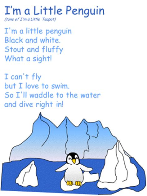 kidzone penguin songs 241 | simalittlepenguin