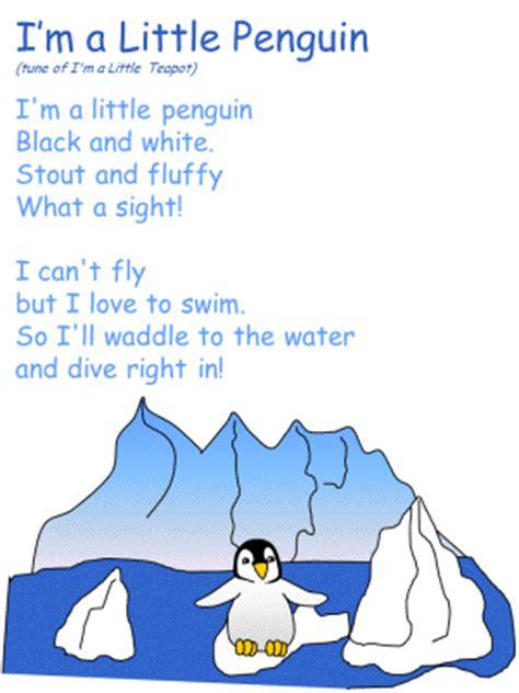 preschool penguin songs kidzone penguin songs 195