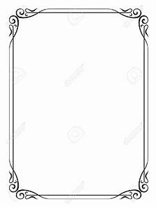 Ornamental clipart simple - Pencil and in color ornamental ...