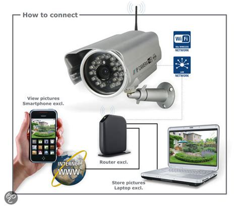 beveiligingscamera buiten wifi bol elro c903ip ip beveiligingscamera outdoor