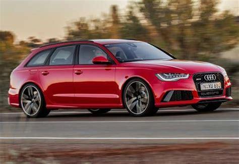 Audi Rs6 Avant 2013 Review
